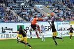 Hansa Rostock besiegt Alemannia Aachen mit 1:0