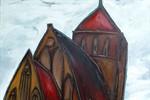 """Ausstellung """"Meine Stadt"""" in der Rathaushalle"""