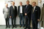 Neuer Universitätsrat wählt Prof. Lehmann zum Vorsitzenden