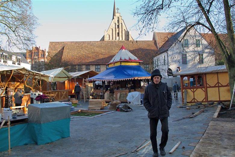 Weihnachtsmarkt tangerhütte 2019