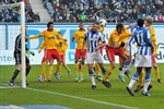 Hansa Rostock unterliegt dem Karlsruher SC mit 0:3