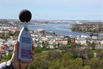 Rostock soll leiser werden: Lärmforum und Lärmkarte