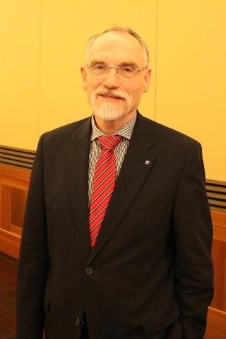 Ulrich Bauermeister, Geschäftsführer der Hafen-Entwicklungsgesellschaft Rostock