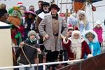 Eröffnung des Rostocker Weihnachtsmarktes 2012