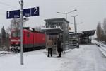 S-Bahn-Haltestelle Holbeinplatz saniert