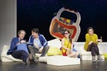 """Volkstheater zeigt """"Drei Mal Leben"""" von Yasmina Reza"""
