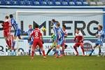Hansa Rostock unterliegt der SpVgg Unterhaching mit 0:1