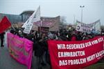 """""""IMK Versenken"""" - Demo zur Innenministerkonferenz"""