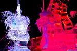 Karls 10. Eiszeit in Rövershagen - Wunderland aus Eis