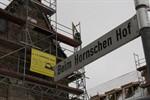 Richtfest für den Umbau des Hornschen Hofs