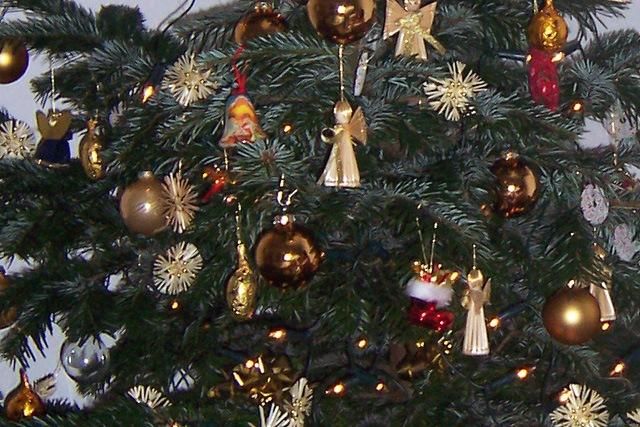 Weihnachtsbaum-Entsorgung in Rostock ab dem 7. Januar 2013