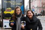 Sicher nach Hause zum halben Preis - Jugendtaxi für Rostock