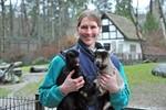 13 süße Zicklein - erster Nachwuchs 2013 im Rostocker Zoo