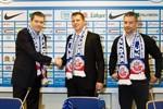 Michael Dahlmann ist Vorstandschef von Hansa Rostock