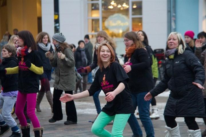 One Billion Rising in Rostock