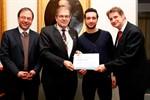 Spenden für Studenten der Universität Rostock aus Syrien