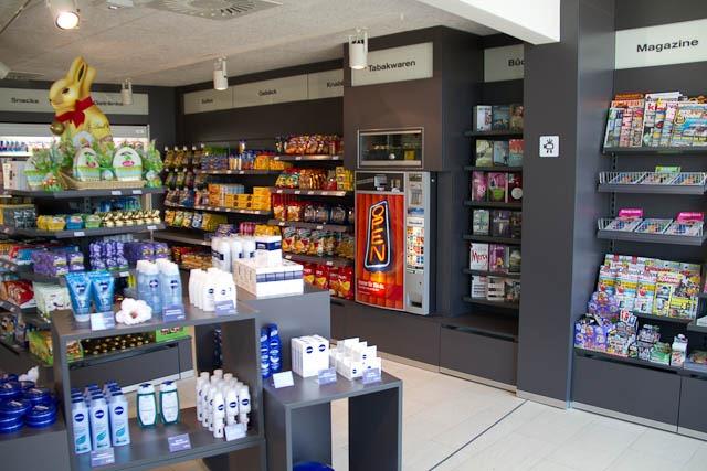 24-h-Shop im A-ja Hotel Warnemünde
