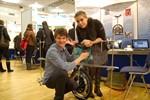 Rostocker Schüler beim Bundeswettbewerb Jugend forscht