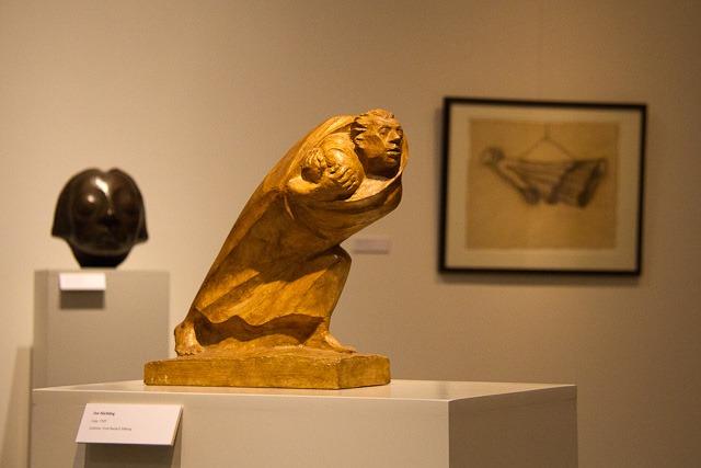 Ernst Barlach. Skulpturen und Zeichnung im Kulturhistorisches Museum Rostock