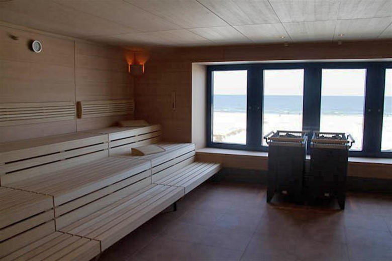 a ja resort warnem nde neues wellness hotel er ffnet On aja resort warnemunde sauna
