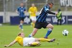 Hansa Rostock trennt sich vom 1. FC Saarbrücken 1:1