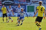 Hansa Rostock schlägt Borussia Dortmund II mit 2:0