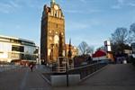Der Platz vor dem Kröpeliner Tor ist fertig