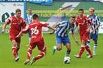 Hansa Rostock gegen Rot-Weiß Erfurt endet 0:0