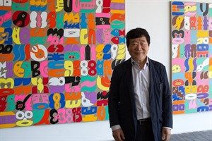 Hwang Young-Sung in der Kunsthalle Rostock