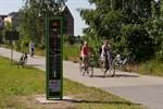 Fahrradbarometer misst Fahrradklima