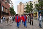 Historischer Stadtrundgang zum 795. Stadtgeburtstag 2013