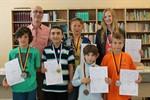 Rostocker Schulschacheinzelmeisterschaften 2013