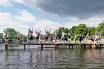 Big Jump 2013 - Großer Sprung in die Warnow