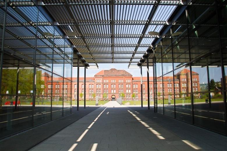 Hochschulranking uni rostock ist eine der sch nsten der for Hochschulranking architektur