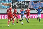 Hansa Rostock unterliegt Bayern München mit 0:4