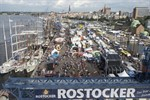 23. Hanse Sail Rostock vom 8. bis 11. August 2013