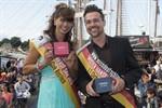 Miss und Mister Hanse Sail 2013 gekürt