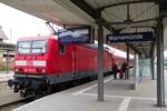 Mit der Bahn zur Hanse Sail 2013 nach Rostock