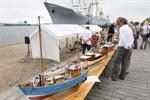 Mini-Sail zeigt Schiffs-, Dampf- und Flugmodelle im IGA Park