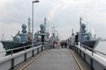 Die Marine zur Hanse Sail 2013 drei Tage live erleben