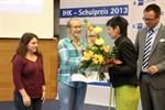"Schülerfirma ""VitaBox"" gewinnt IHK-Schulpreis 2013"