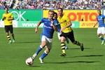 Hansa Rostock unterliegt Borussia Dortmund II mit 1:2