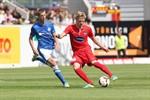 Hansa Rostock unterliegt dem 1. FC Heidenheim mit 0:2