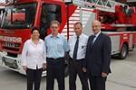 Johann Edelmann übernimmt Brandschutz- und Rettungsamt