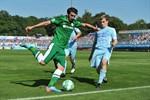 Hansa Rostock trennt sich vom Chemnitzer FC 1:1