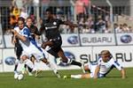 Hansa Rostock verliert beim SV Stuttgarter Kickers mit 0:2