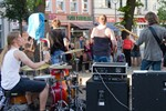 Straßenmusik in der KTV - Fête de la Musique 2013