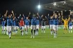 Hansa Rostock gewinnt gegen den SC Preußen Münster mit 2:1