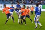 Hansa Rostock trennt sich von Wacker Burghausen 1:1