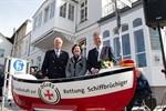 Rostock will Fördermitglied bei den Seenotrettern werden